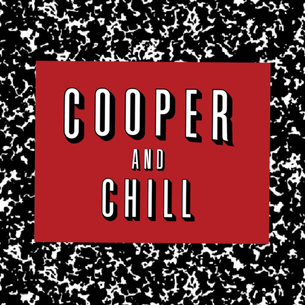 copper and chill notebook